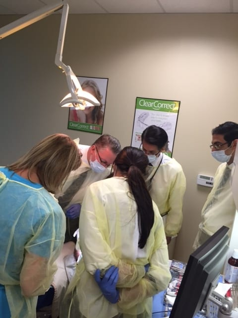 Laraway Family Dentistry is a Texas Training Center for the Engel Institute offering dental implant training